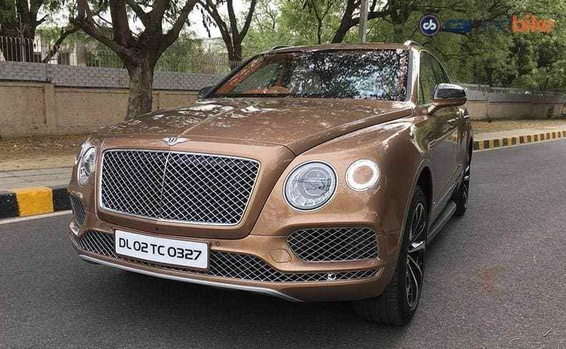 Latest Bentley Bentayga India Review Ndtv Carandbike Free Download