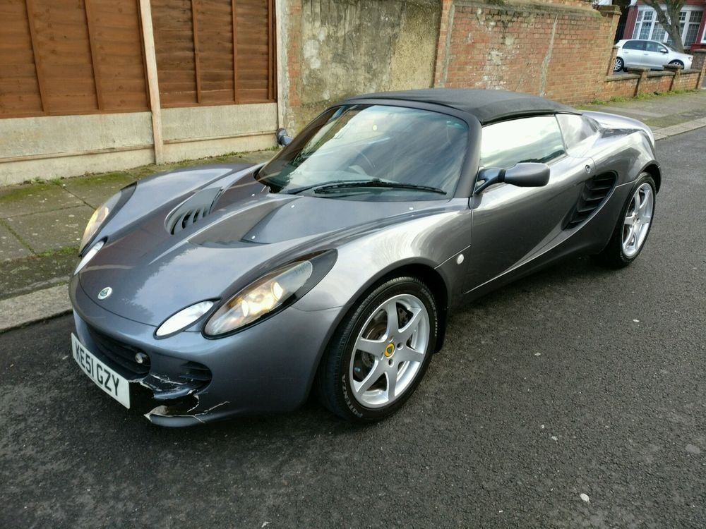 Latest 2001 Lotus Elise S2 Only One Previous Owner Ebay Free Download