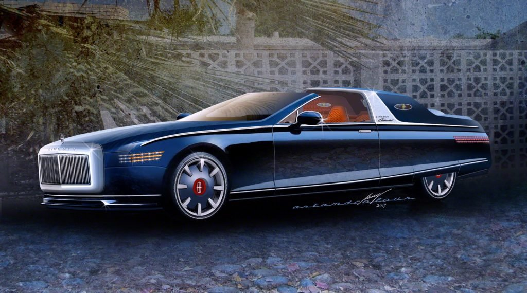 Latest 2018 Lincoln Town Car Concept Engine Release Date Free Download