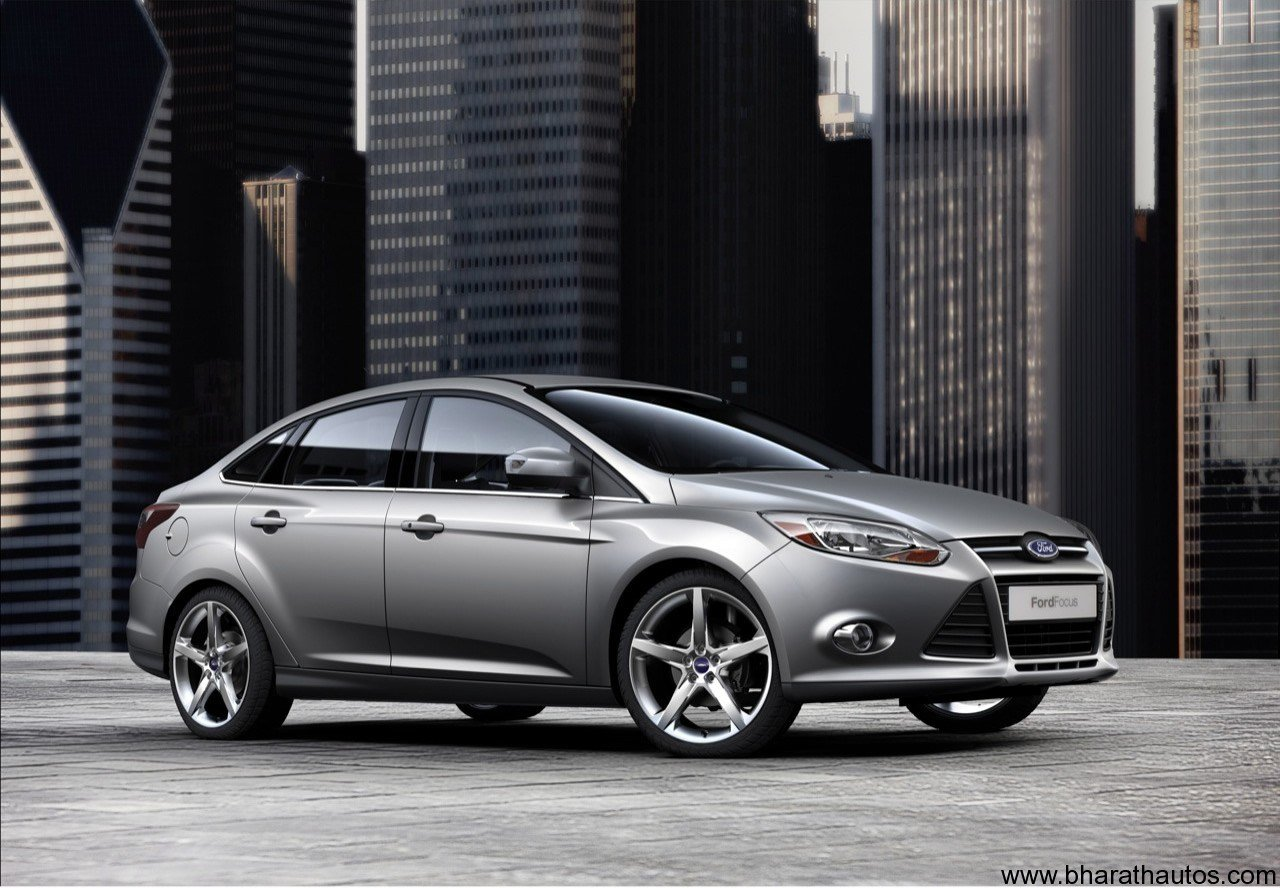 Latest Ford Focus Sedan In India By 2012 Free Download