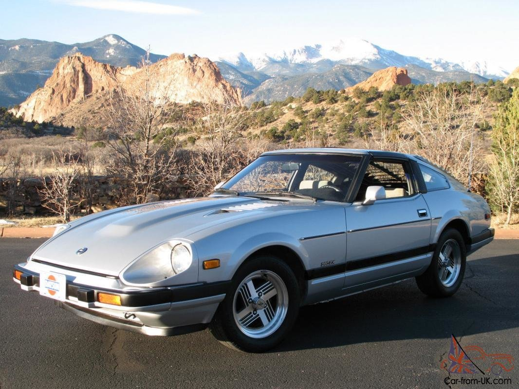 Latest Datsun Nissan 280Zx Stock Paint And Interior Colors Us Free Download