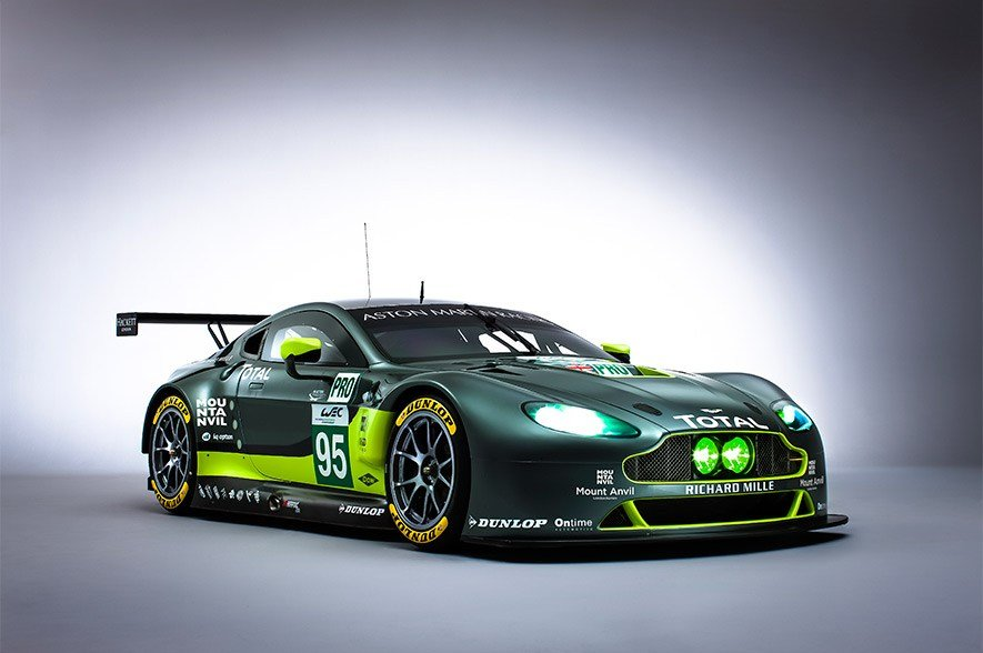 Latest Vantage Gte By Aston Martin Racing Free Download