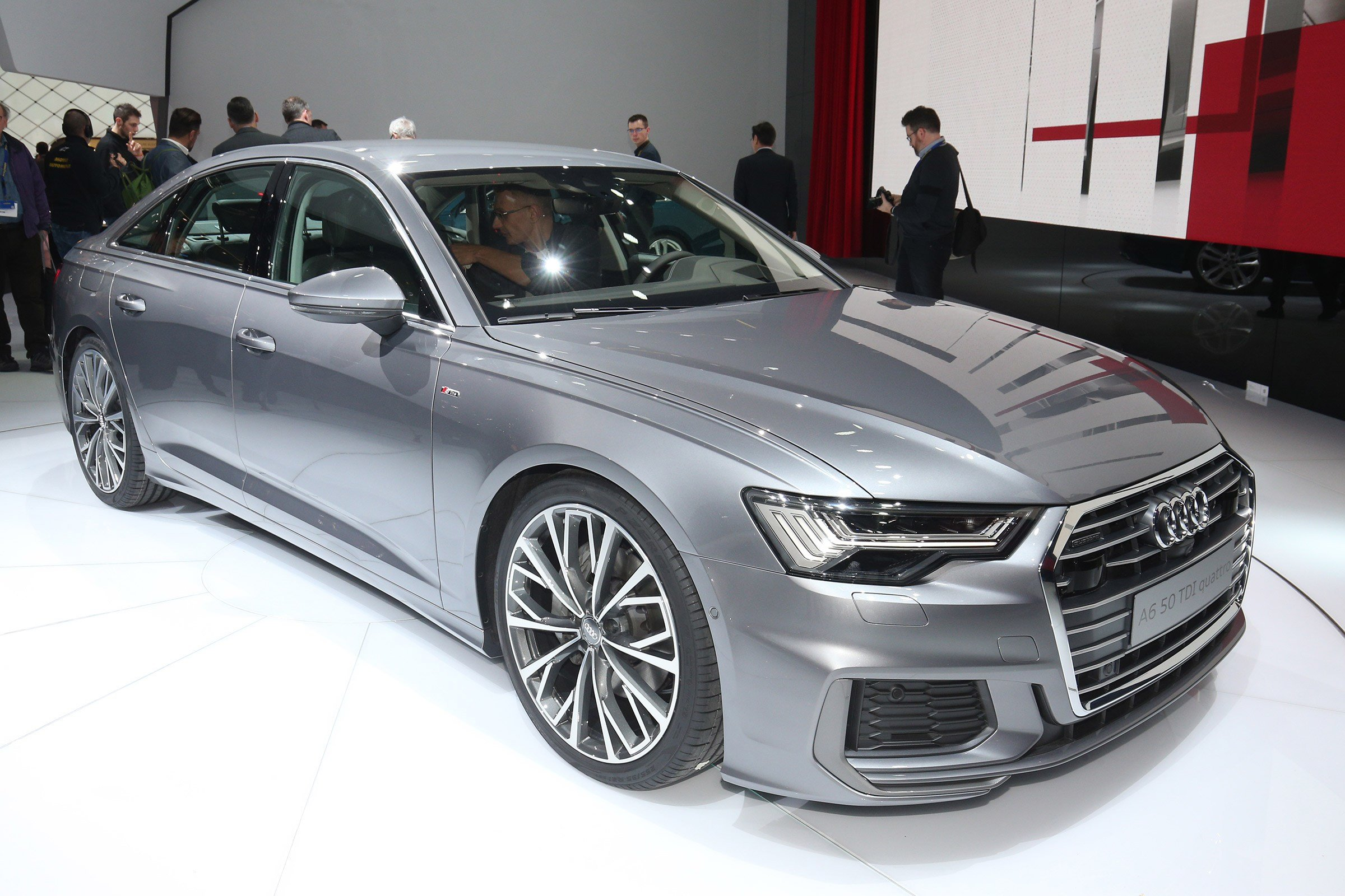 Latest New 2018 Audi A6 Revealed Pictures Auto Express Free Download