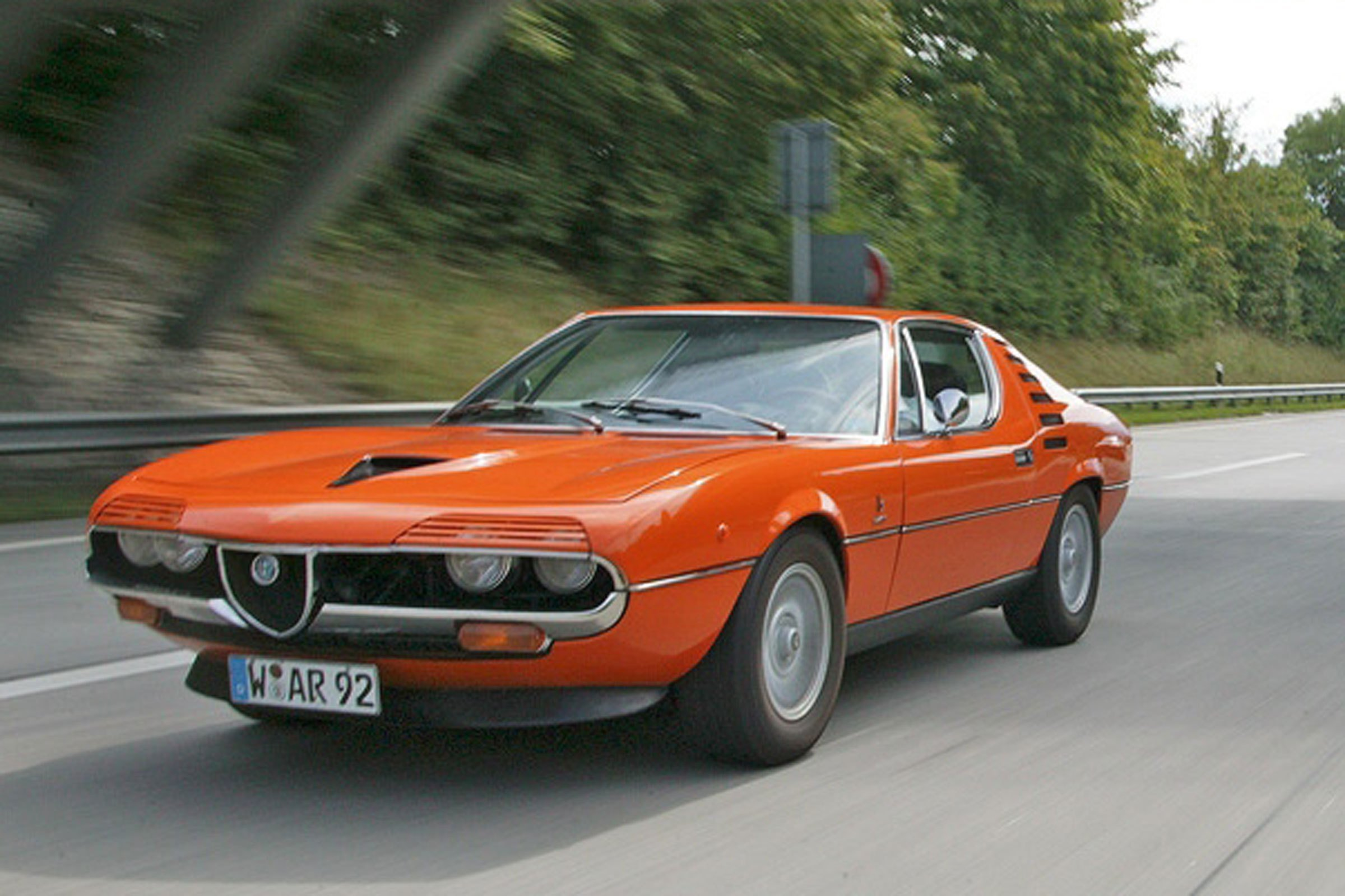 Latest New Alfa Romeo Montreal – Most Wanted Cars 2014 Pictures Free Download