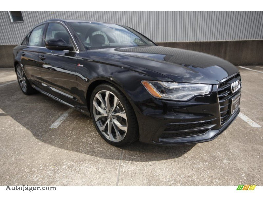 Latest Pics Photos Oolong Gray Metallic Black 2012 Audi A6 3 0T Free Download