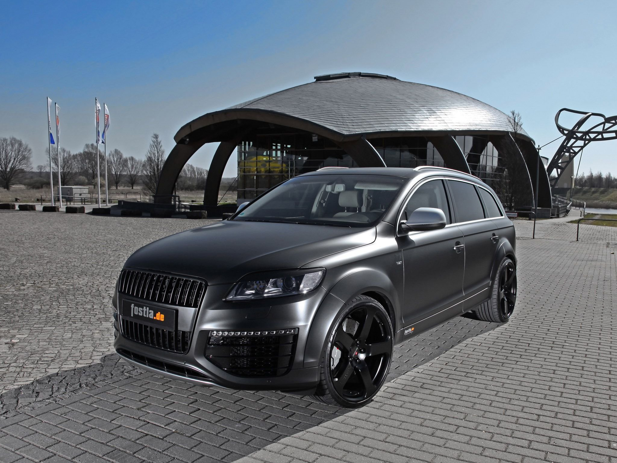 Latest Audi Q7 By Fostla 2012 Photo 06 Car In V12 Photos Download Free Download