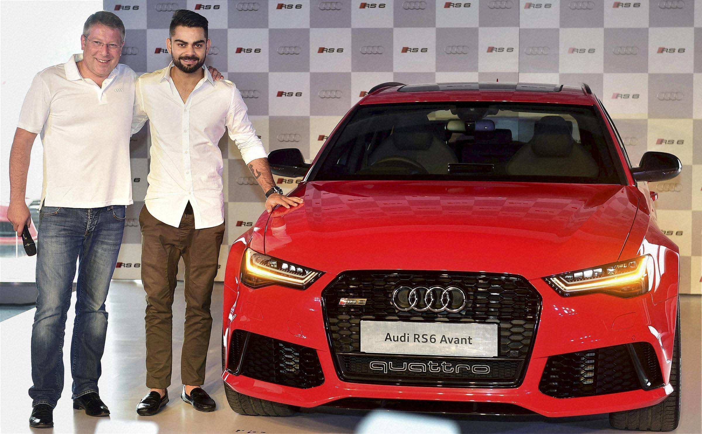 Latest Odi Car Photo Audi Launches Super Sports Rs6 Avant In Free Download