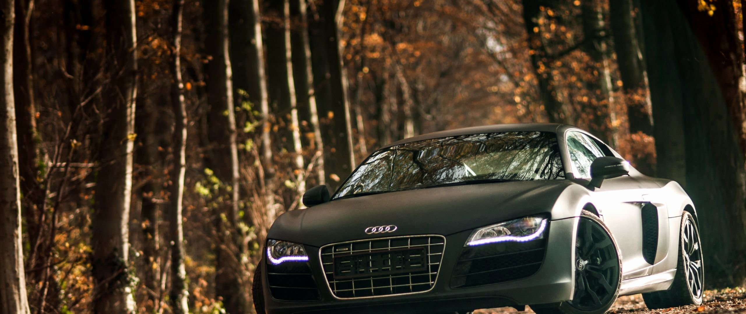 Latest Project Audi V8 On Road Car Pictures Images Free Download