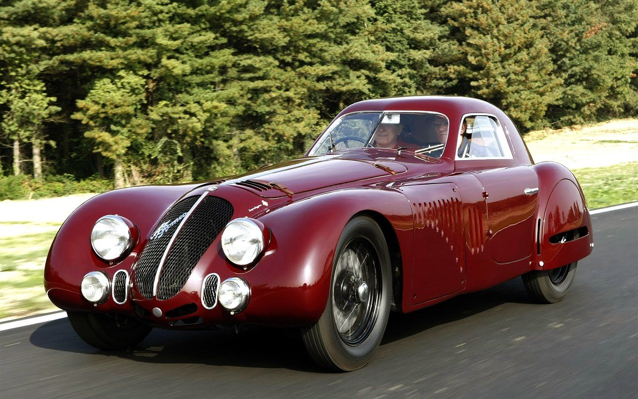 Latest Classic Alfa Romeo Wallpapers Johnywheels Com Free Download