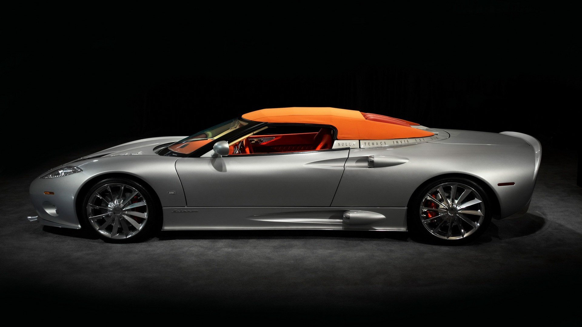 Latest Ford Gt90 Car Wallpapers 2 Spyker C8 Aileron Car Free Download