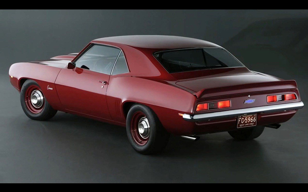 Latest The Top 50 Fastest Muscle Cars Of All Time Chevy H*Rdc*R* Free Download