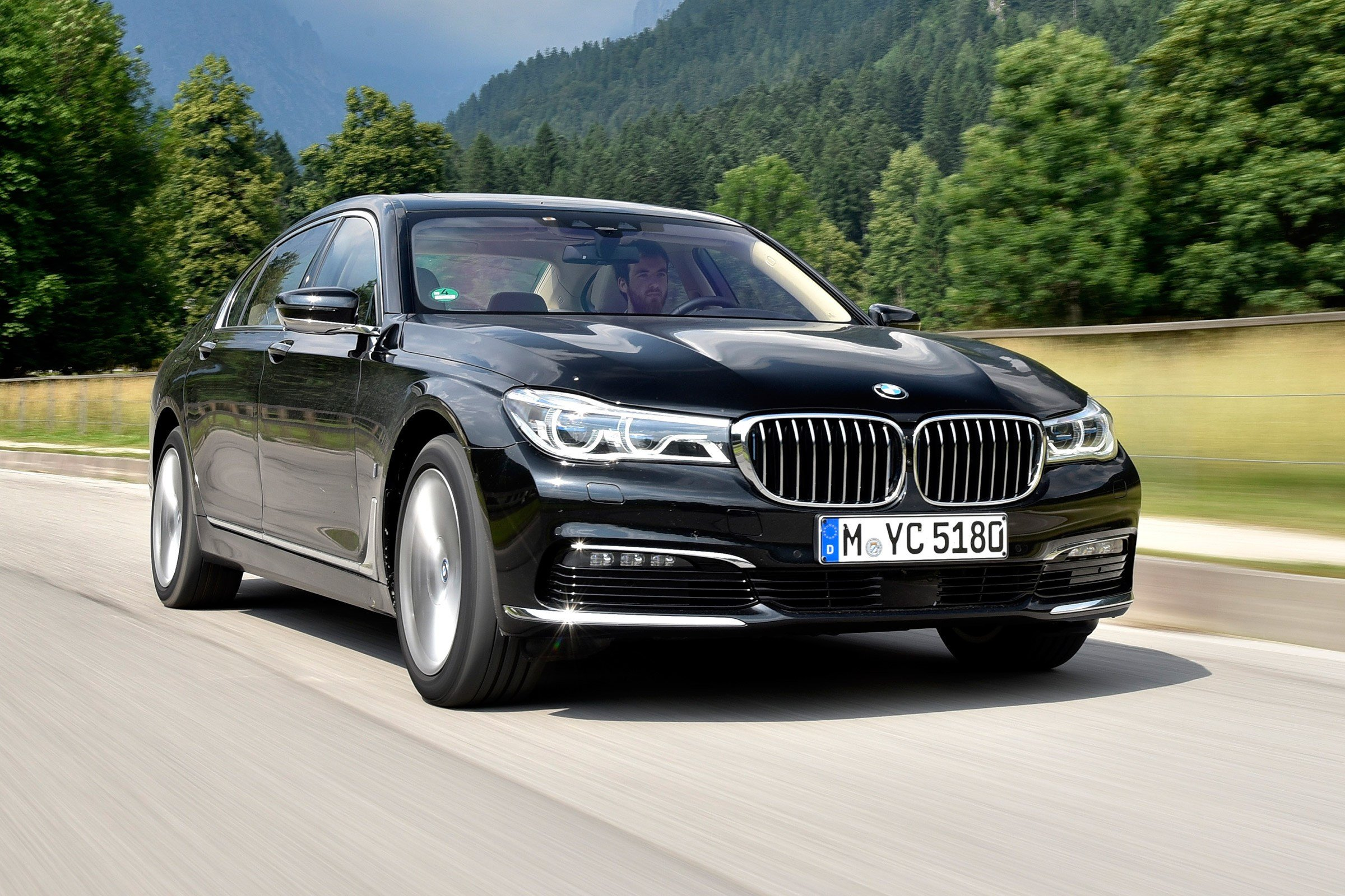 Latest Bmw 740E Plug In Hybrid 2016 Review Auto Express Free Download
