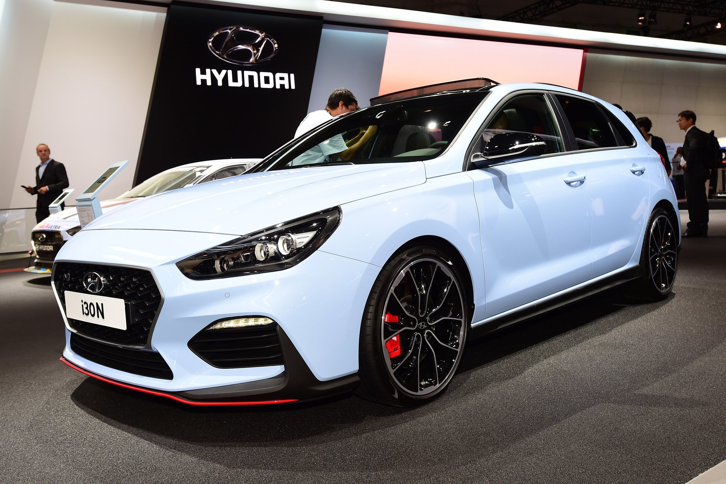 Latest New 2018 Hyundai I30 N Uk Prices And Specs Revealed For Free Download