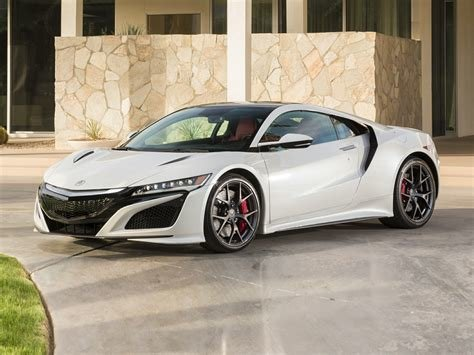 Latest 2017 Acura Nsx Deals Prices Incentives Leases Free Download