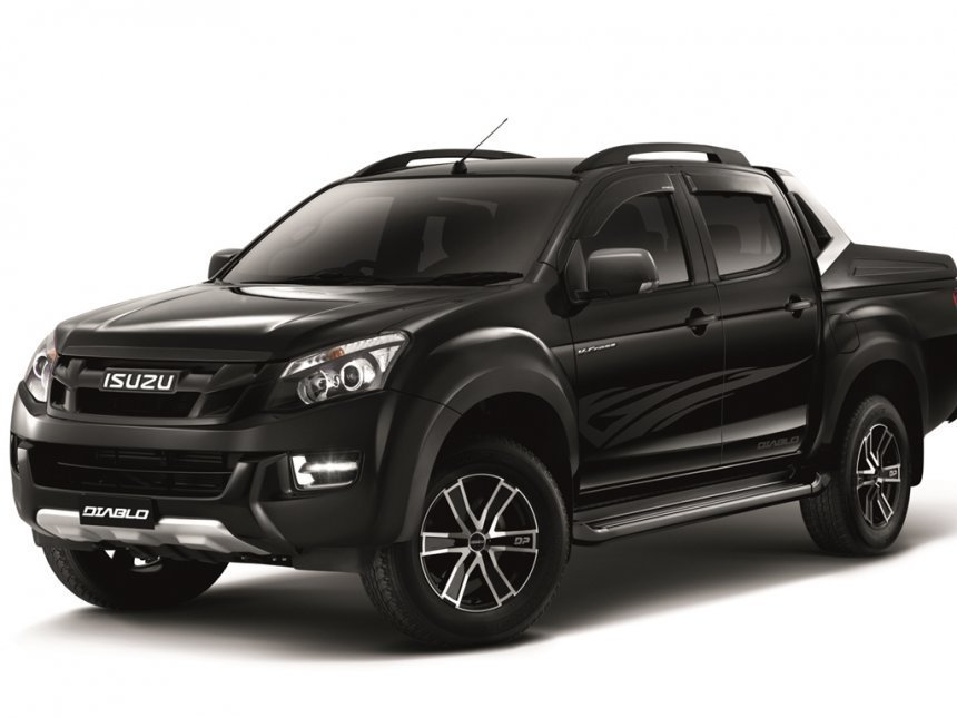 Latest 2015 Isuzu D Max Diablo Launched In Malaysia The Devilish Free Download