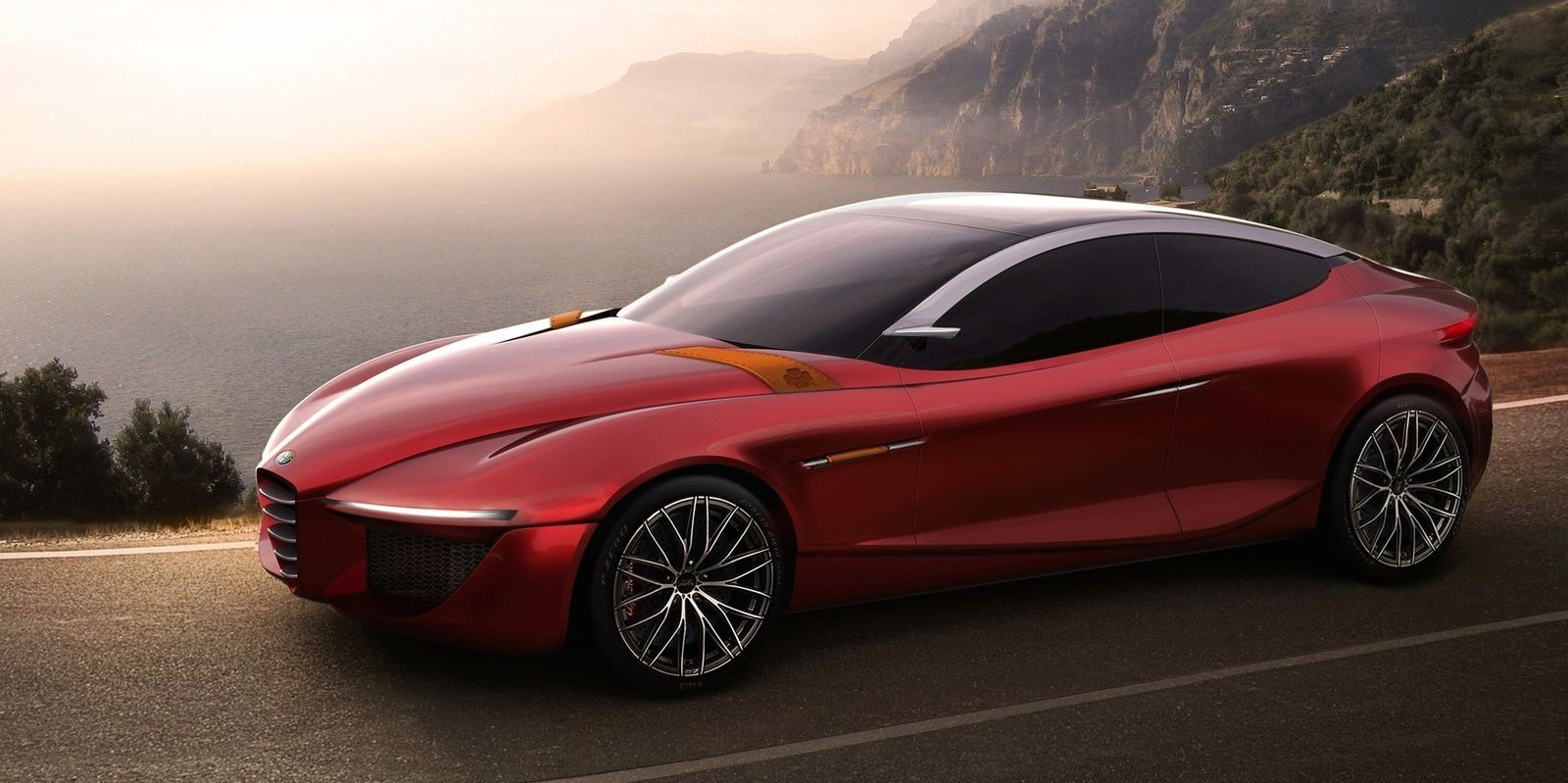 Latest 2015 Alfa Romeo New Cars Photos 1 Of 5 Free Download