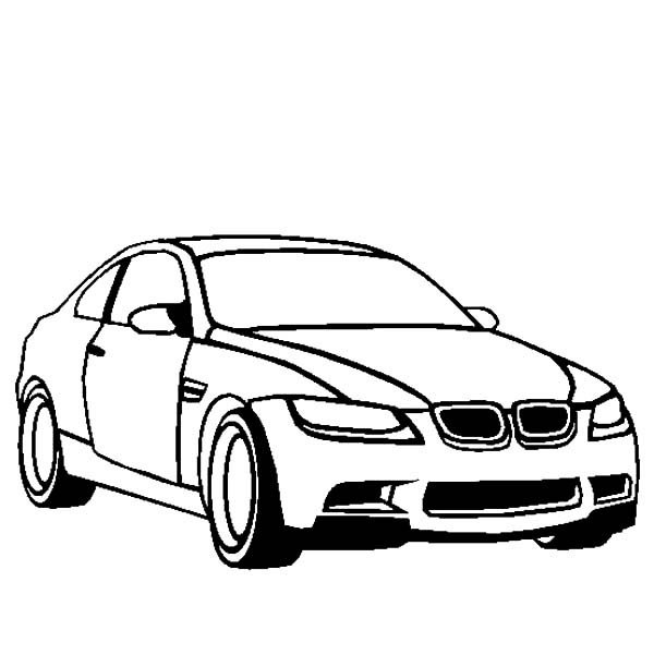 Latest Bmw Car M3 Coloring Pages Bmw Car M3 Coloring Pages Free Download