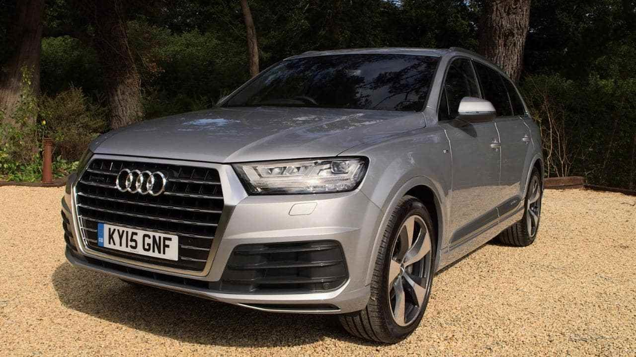Latest Audi Q7 Review Free Download