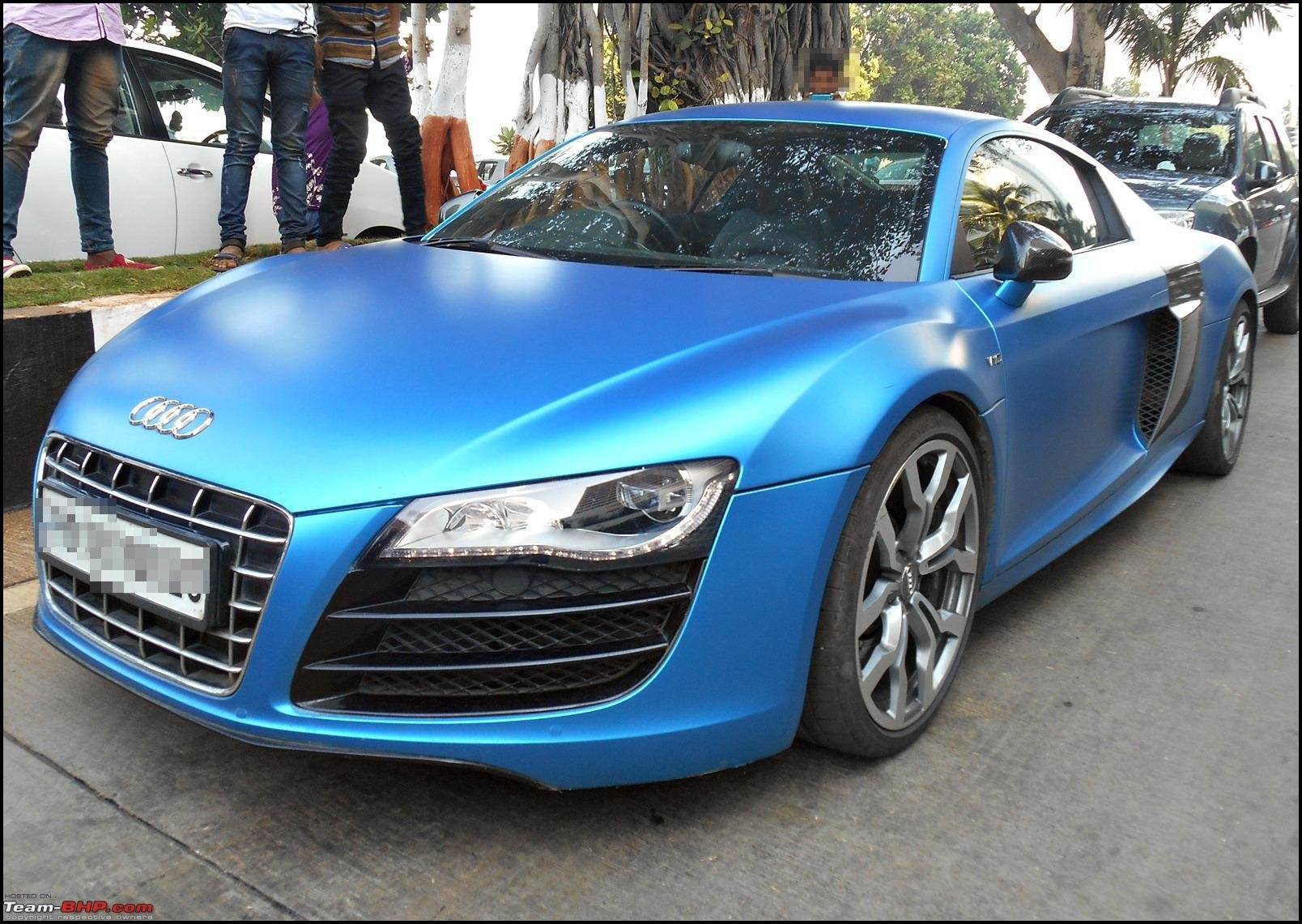 Latest Pics Audi R8 In Mumbai One In Delhi As Well Page Free Download