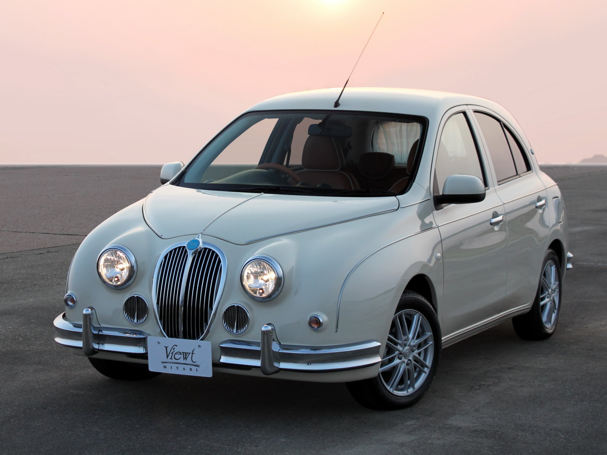 Latest 2014 Mitsuoka Viewt Miyabi F Wallpaper 2048X1536 Free Download