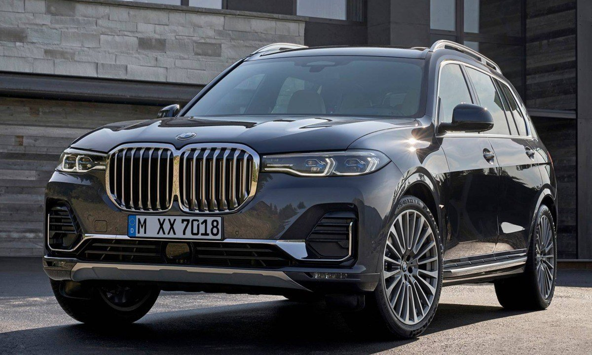 Latest New Bmw X7 Arrives As The Suv World S 7 Series Biggest Free Download