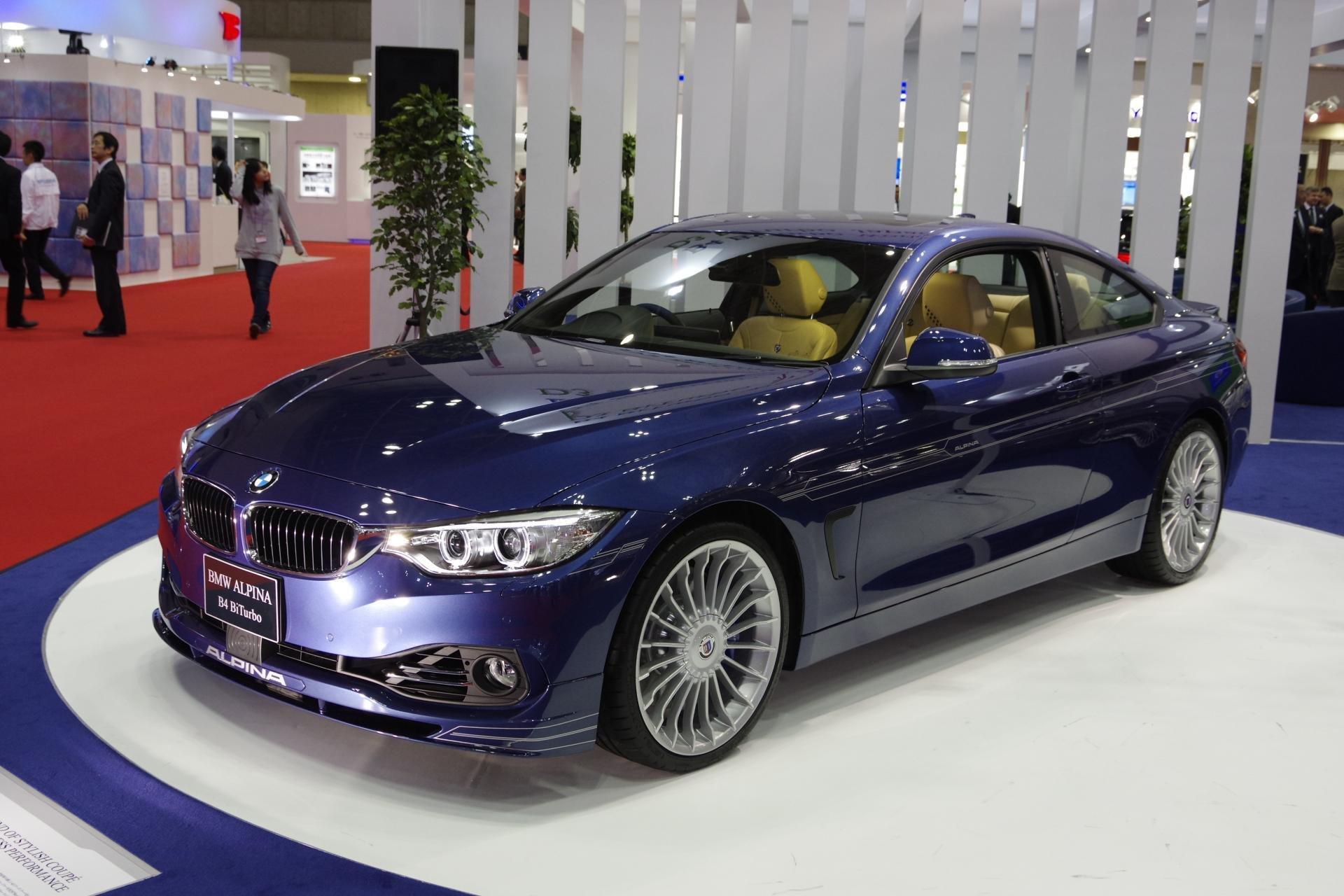 Latest 2014 Alpina 4 Series Coupe Conceptcarz Com Free Download
