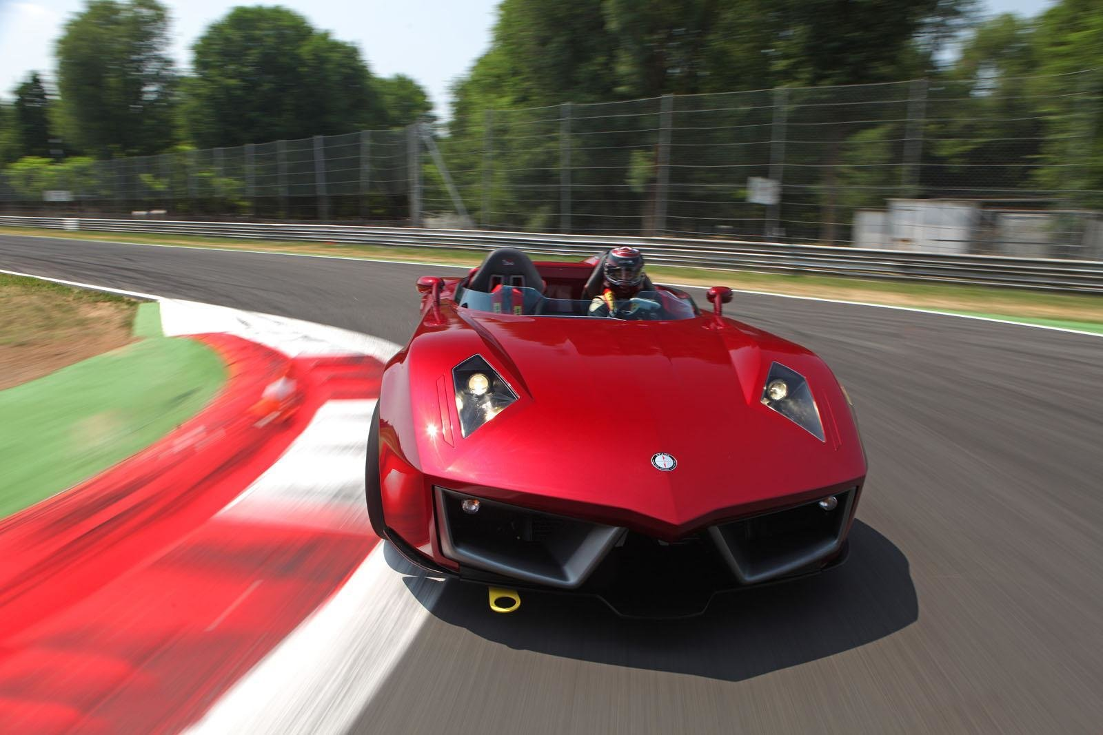 Latest 2011 Spada Codatronca Monza Pictures News Research Free Download