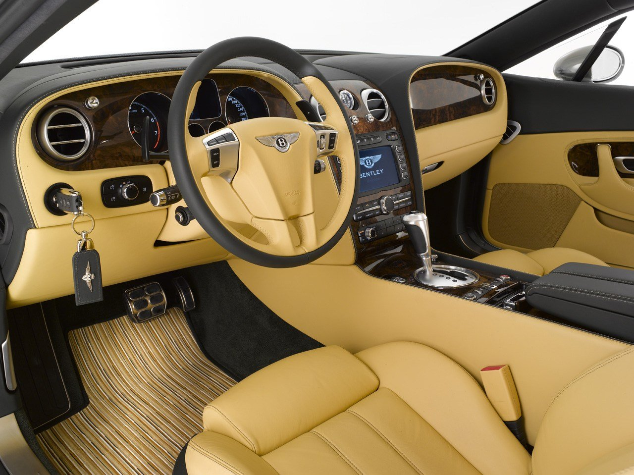 Latest Bentley Continental Flying Star At Geneva Free Download