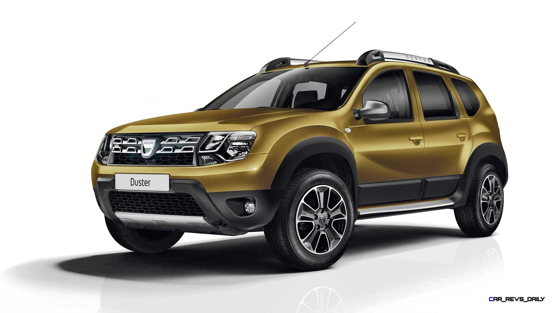 Latest 2016 Dacia Duster Free Download