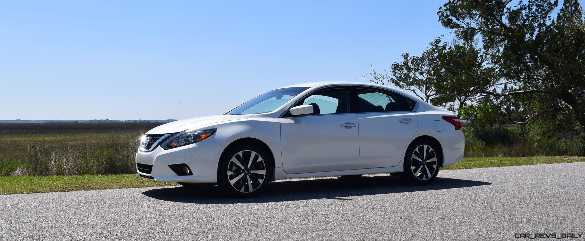 Latest 2016 Nissan Altima 2 5 Sr Hd Road Test Review Drive Video Free Download