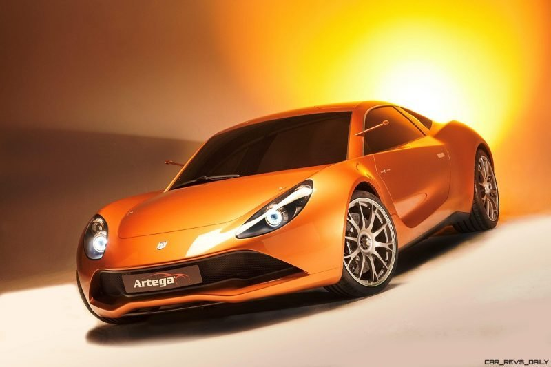 Latest 2 5S 1020Hp 2019 Artega Scalo Superelletra By Touring Free Download