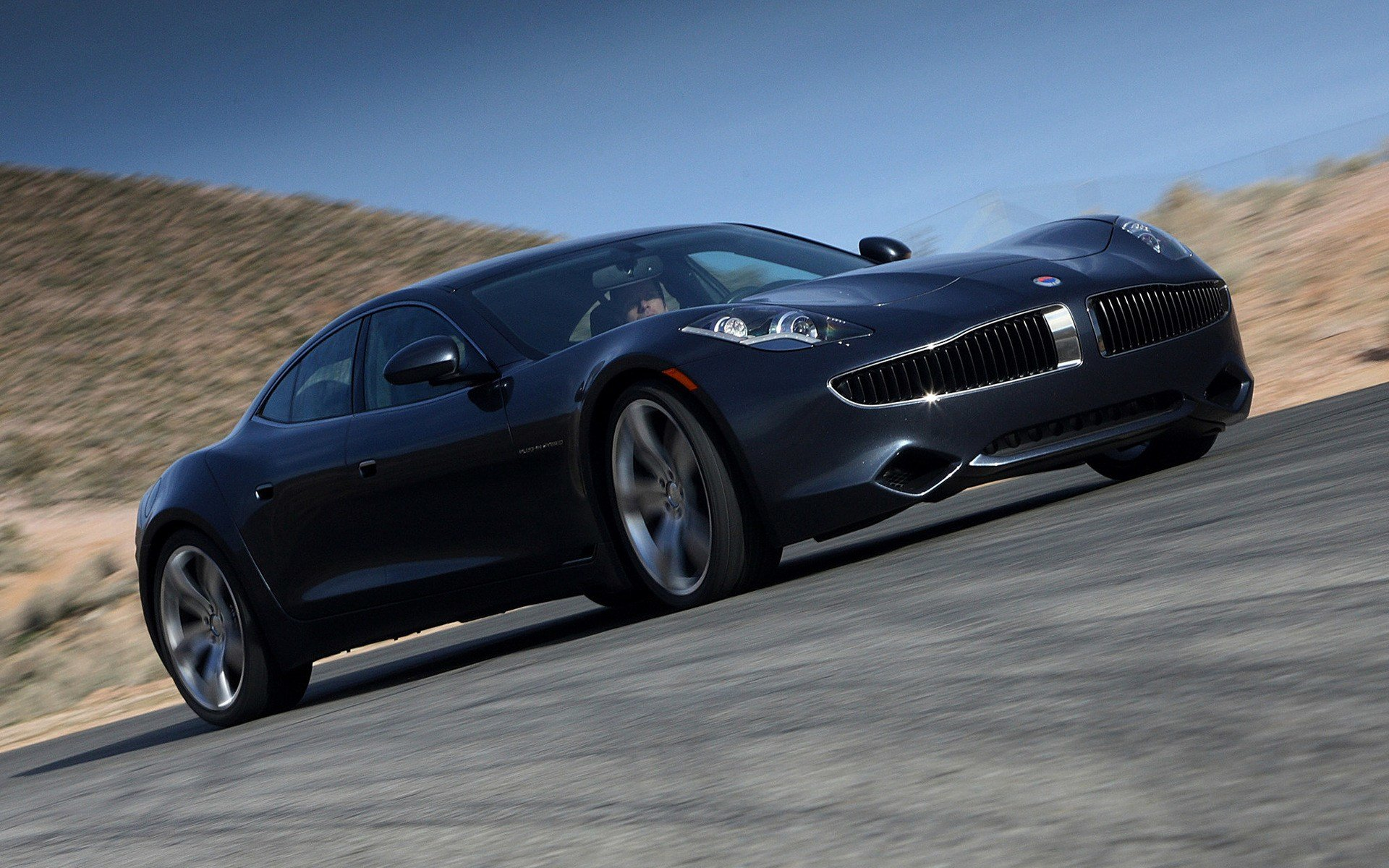 Latest Fisker Karma Q Drive 2009 Wallpapers And Hd Images Car Free Download