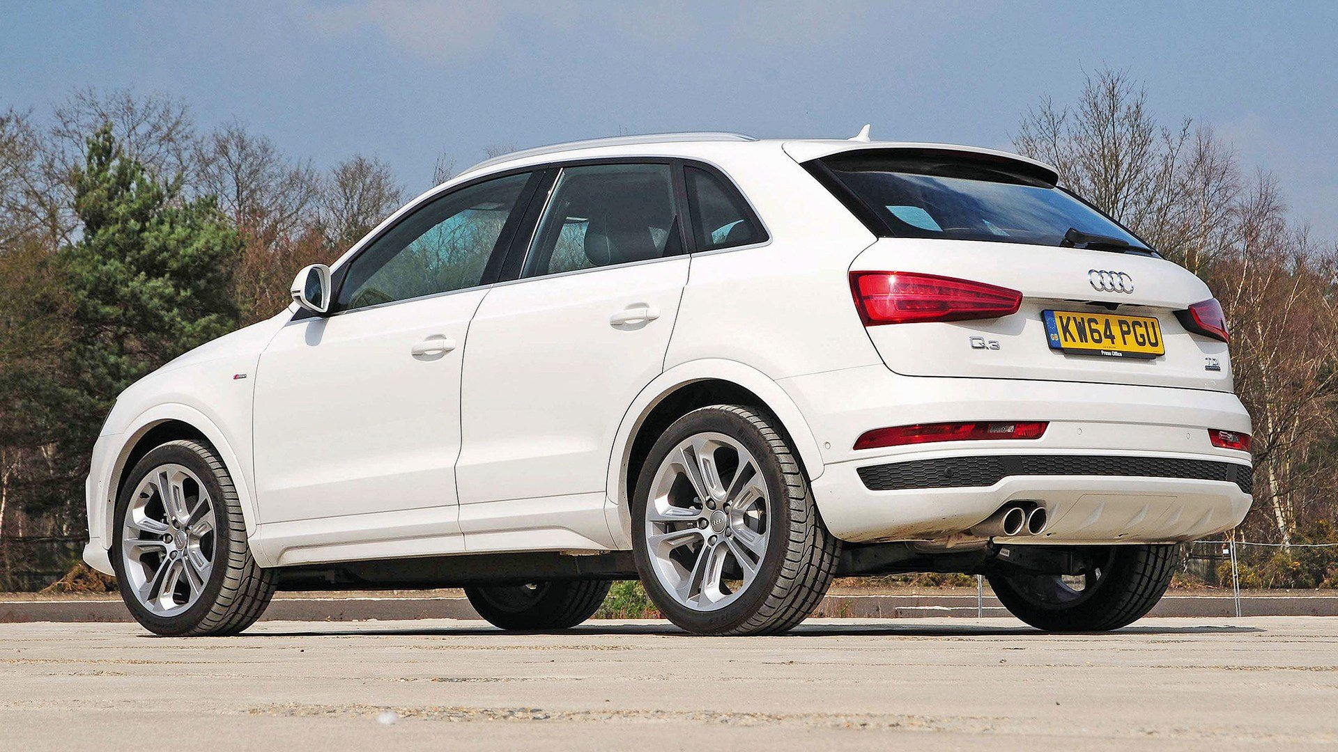 Latest Audi Q3 S Line 2015 Uk Wallpapers And Hd Images Car Pixel Free Download