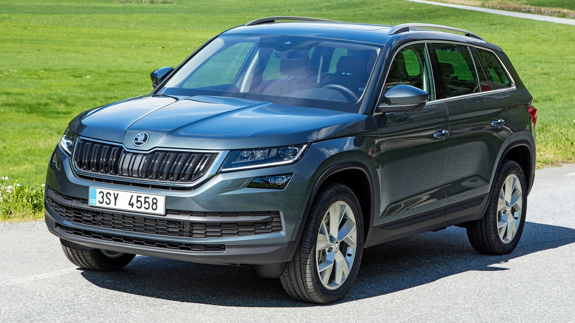 Latest Skoda Kodiaq 2016 Wallpapers And Hd Images Car Pixel Free Download