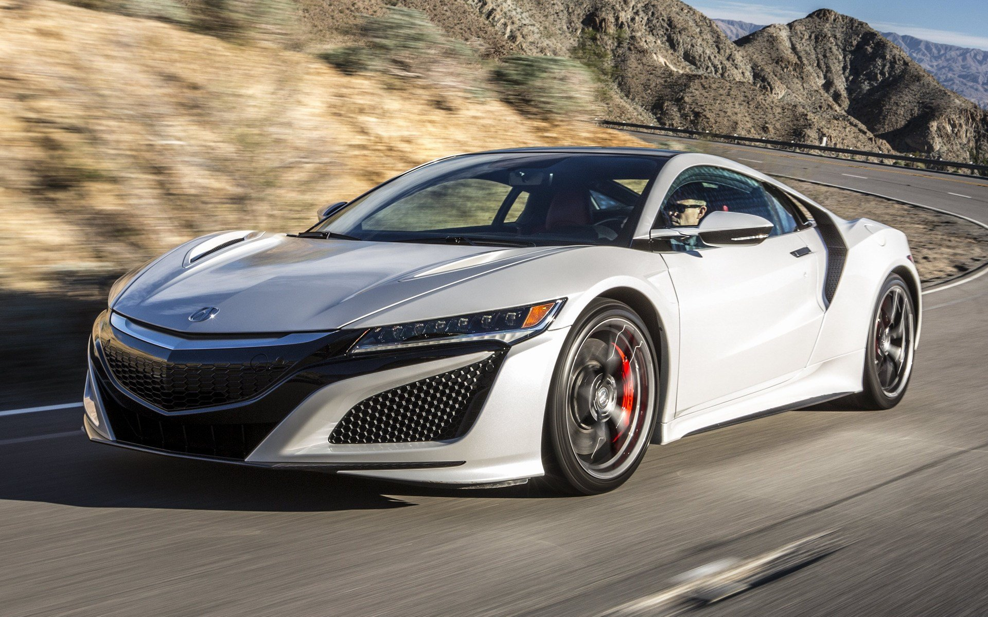 Latest Acura Nsx 2017 Wallpapers And Hd Images Car Pixel Free Download