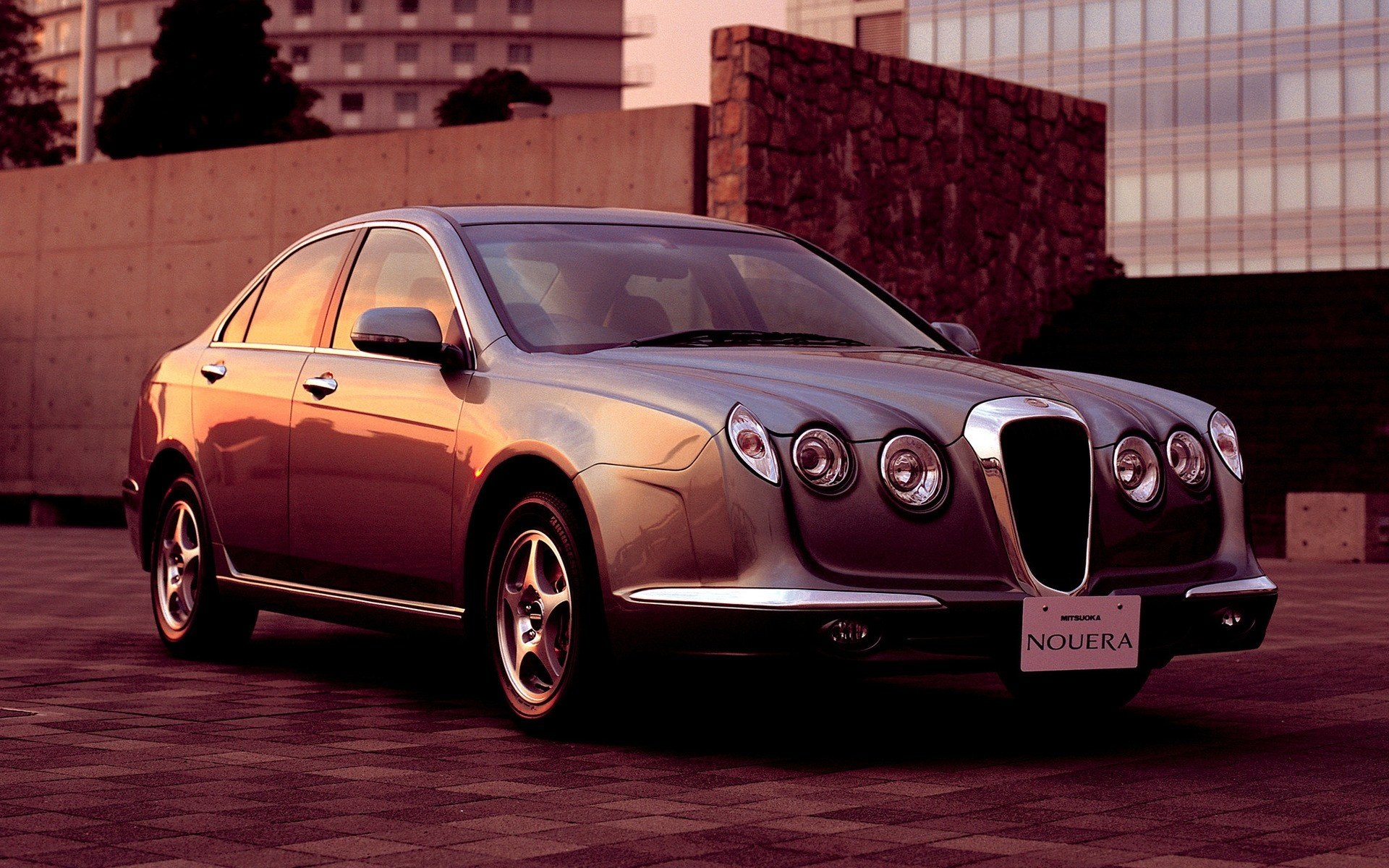 Latest Mitsuoka Nouera 2004 Wallpapers And Hd Images Car Pixel Free Download
