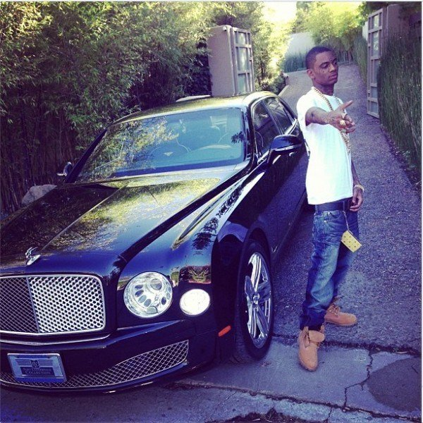Latest Soulja Boy S Cars Celebrity Cars Blog Free Download