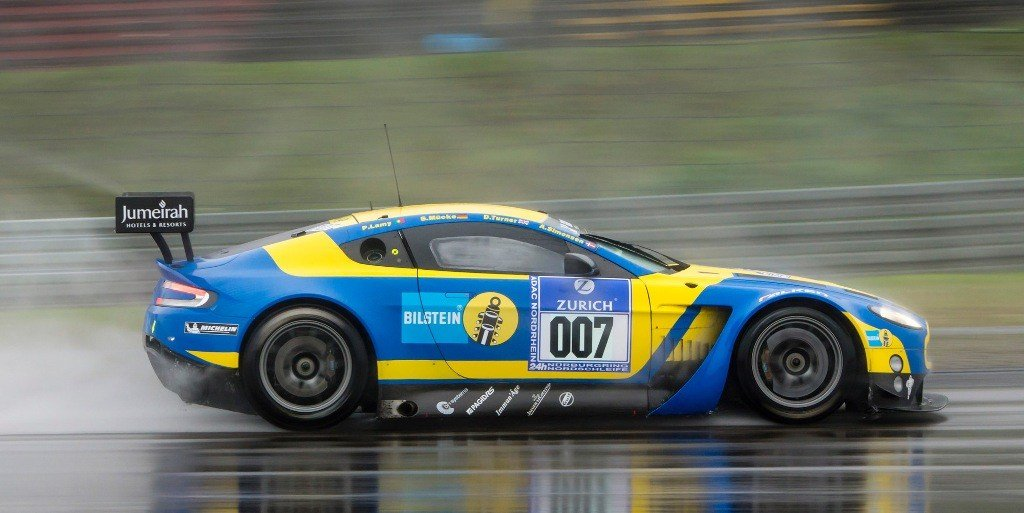 Latest Aston Martin Celebrates 10 Years Of Racing Drive Safe Free Download