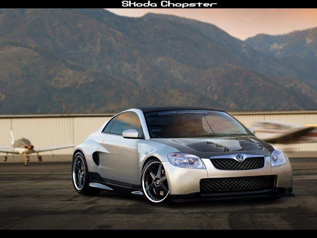 Latest Skoda Chopster Tuning Wallpaper Hd Car Wallpapers Free Download