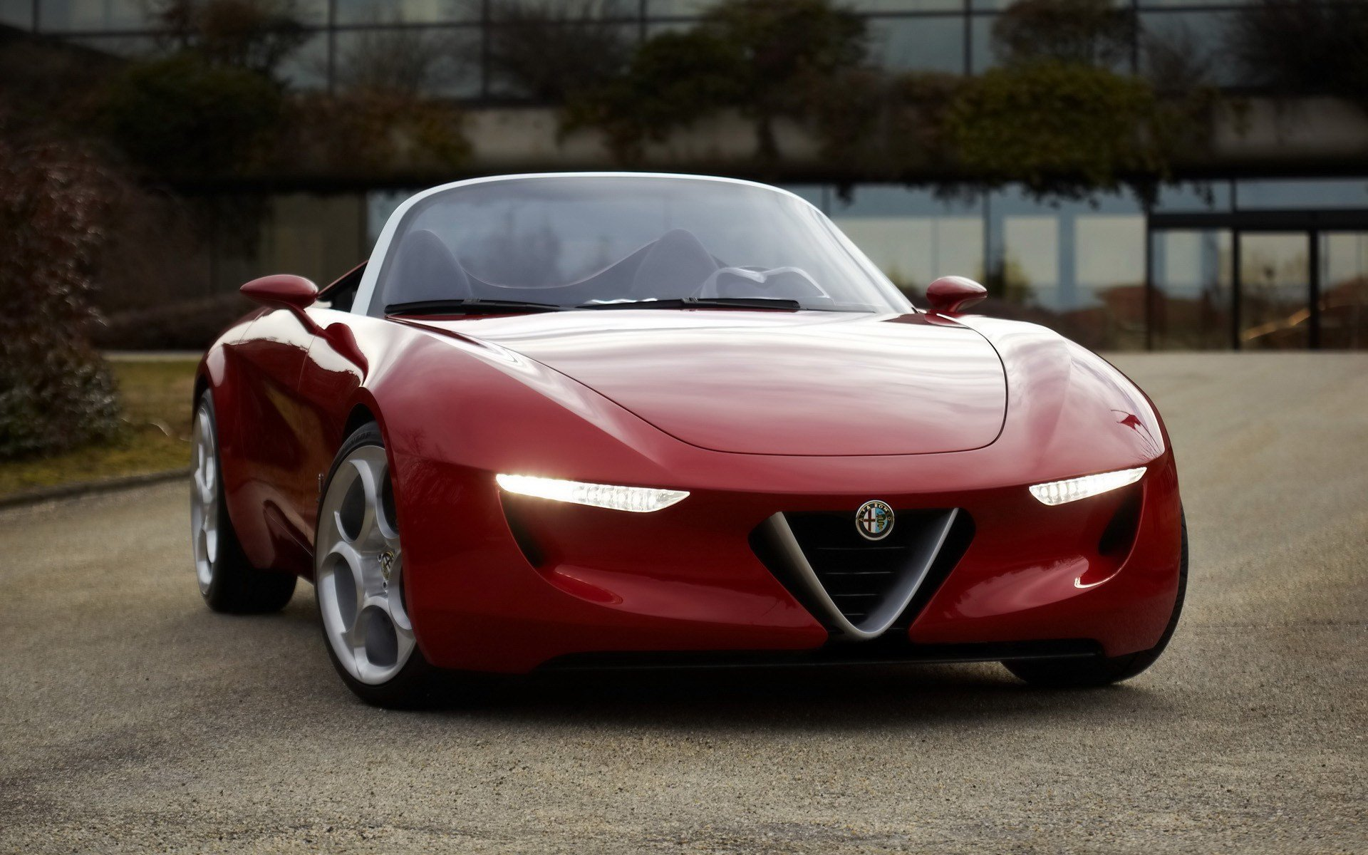 Latest Alfa Romeo Super Car Wallpapers Hd Wallpapers Id 8773 Free Download