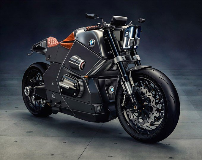 Latest Bmw Urban Racer Concept Motorcycle Free Download