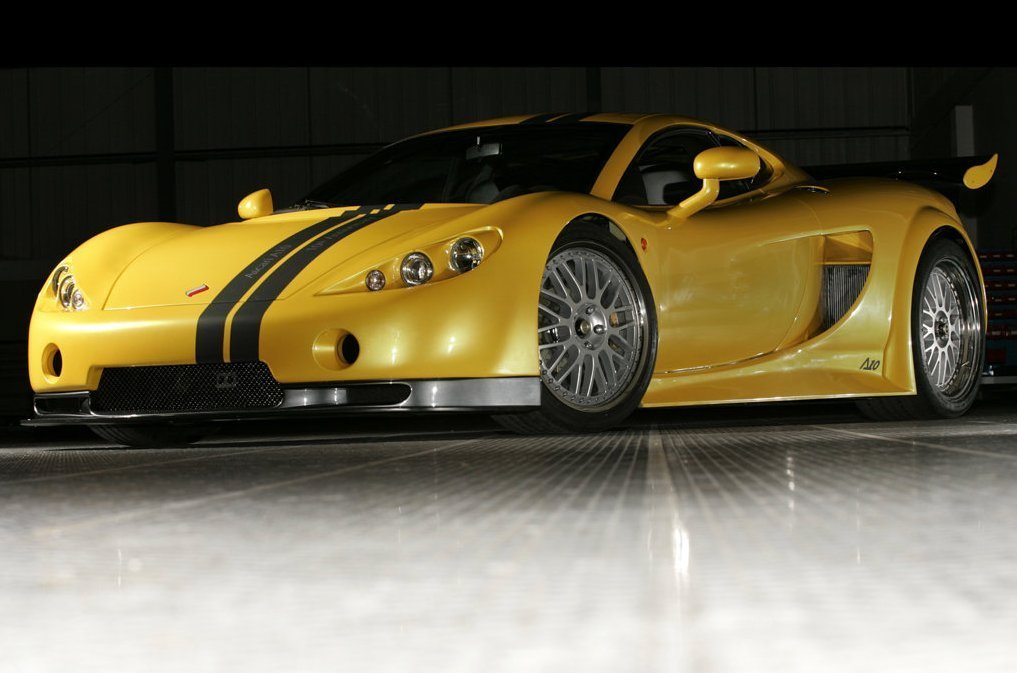 Latest Ascari A10 2006 Free Download