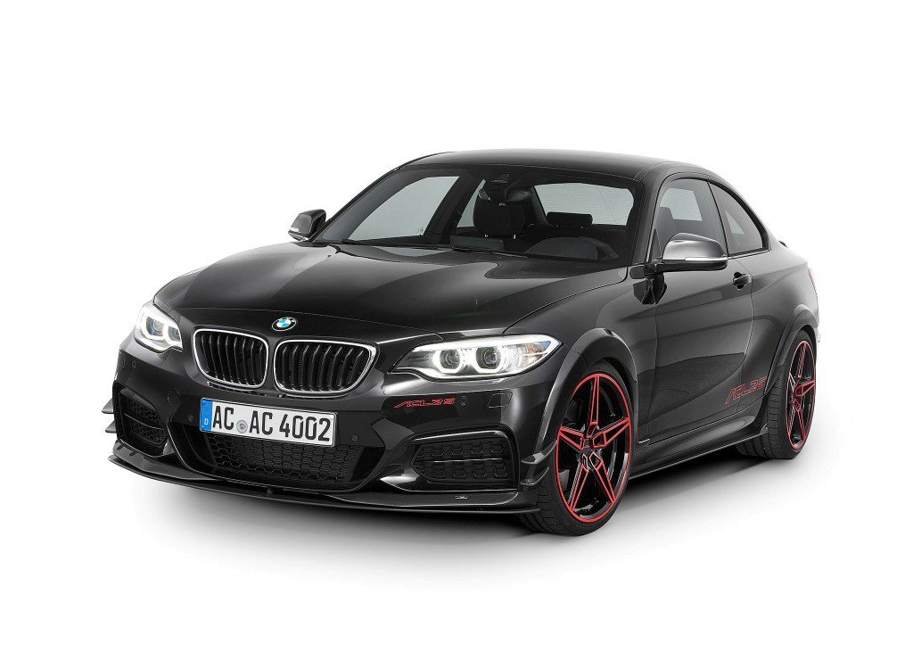 Latest Ac Schnitzer Limited Edition Acl2S Bmw M240I Free Download