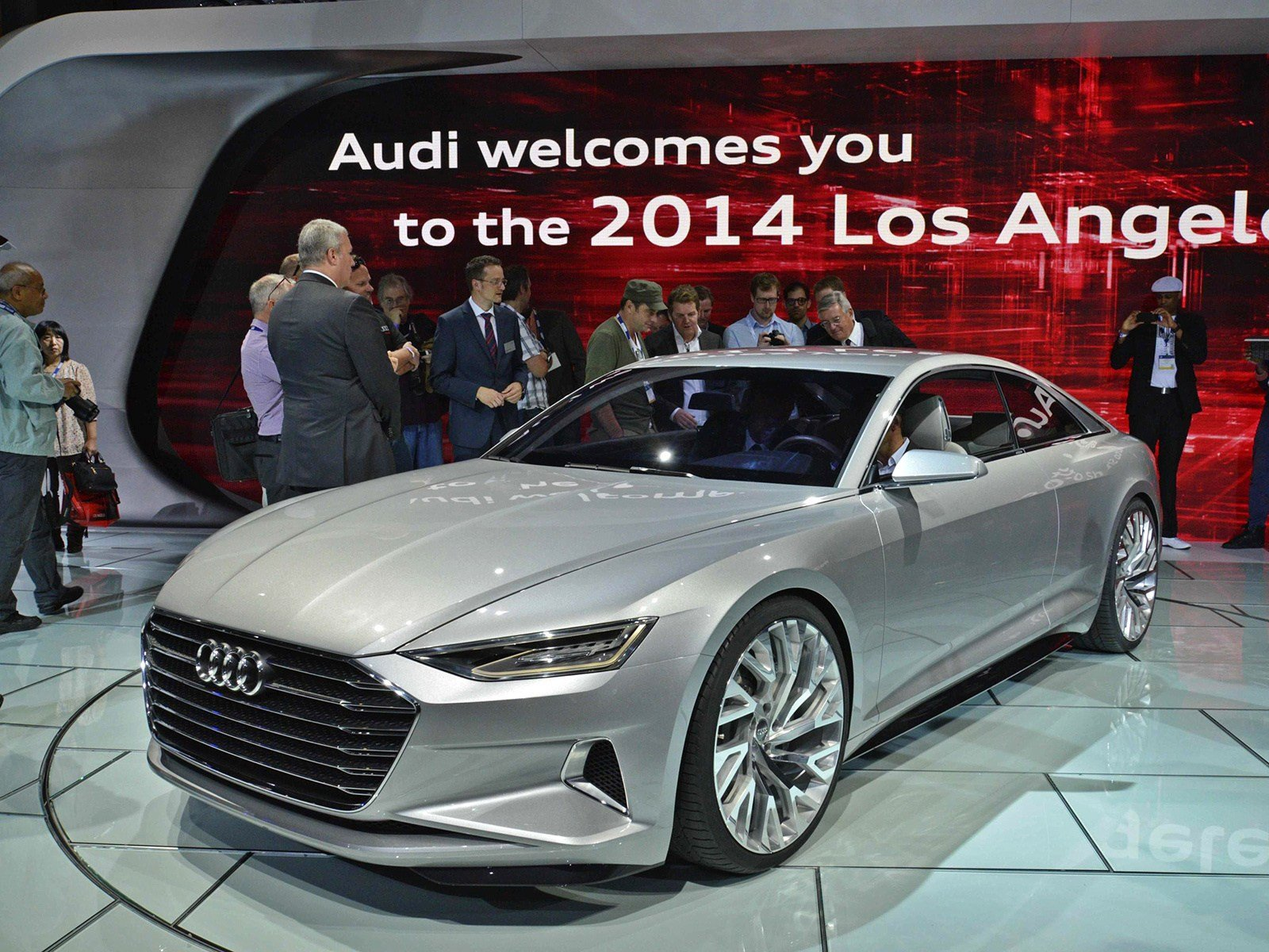 Latest Audi A9 2016 Concept Wallpapers Images Photos Pictures Free Download
