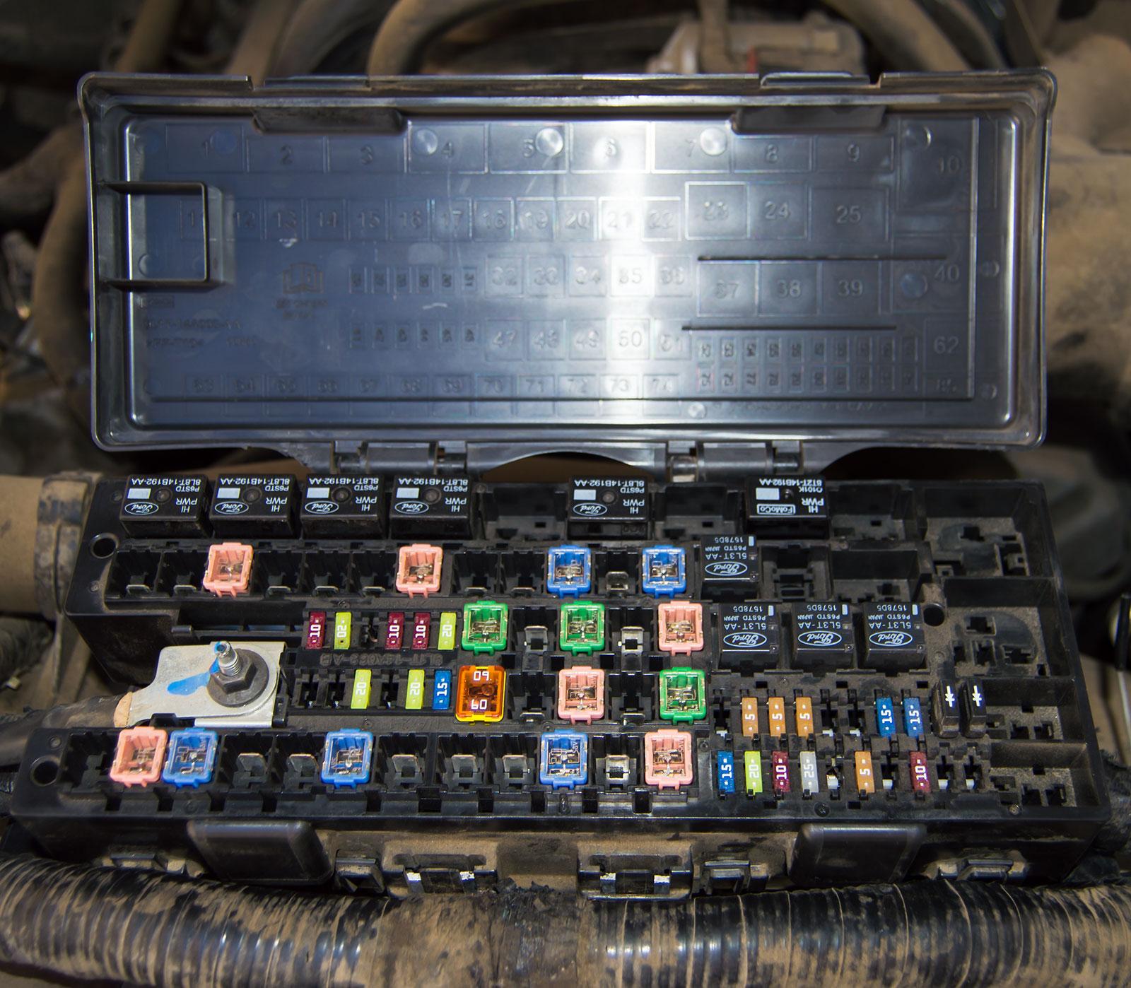 2009 f150 fuse panel diagram car light wiring ford f 150 2011 edge