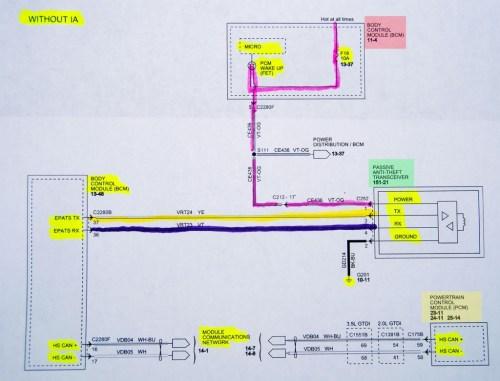 small resolution of 2013 ford explorer no start auto1diagnostic u2013 831 272 2261wiring diagram for the transceiver