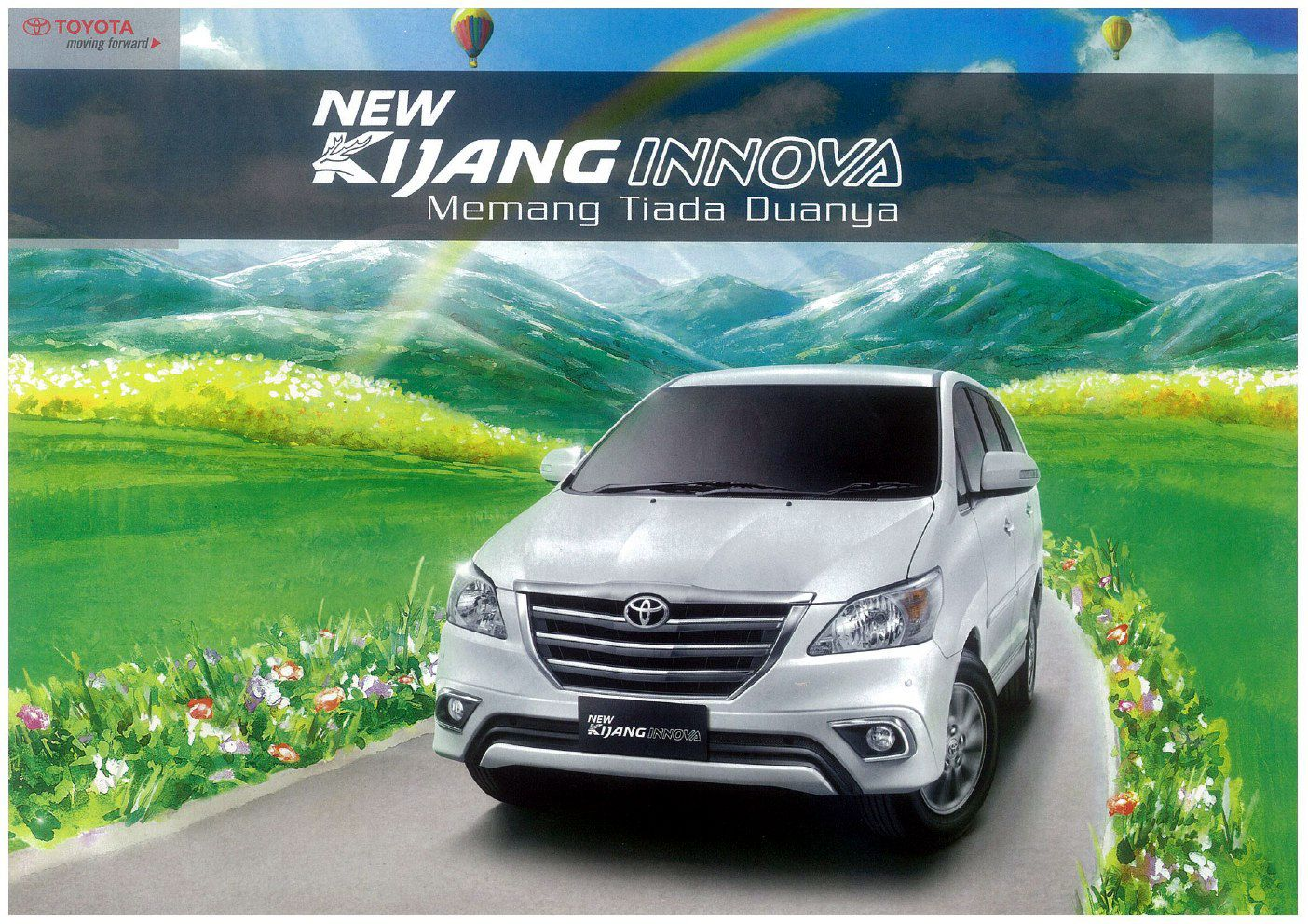 all new kijang innova q diesel head unit grand avanza inova toyota