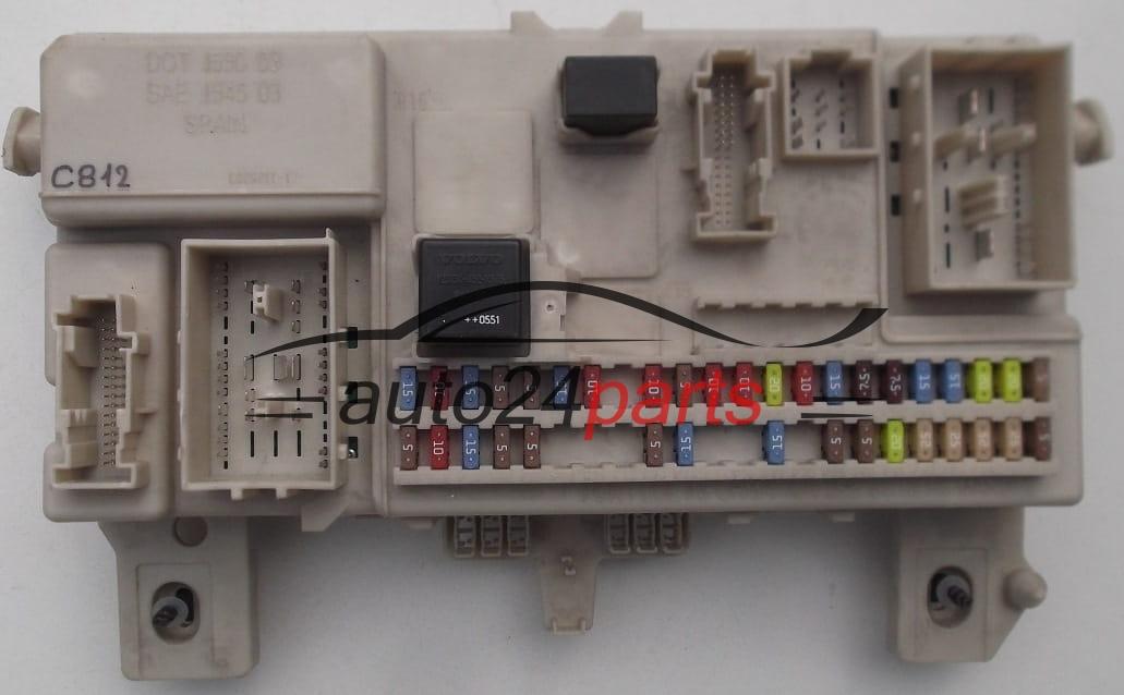 cabin fuse box volvo