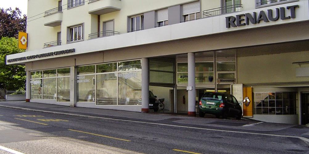 Garage Renault Lausanne  Réparation Voiture  Auto2day