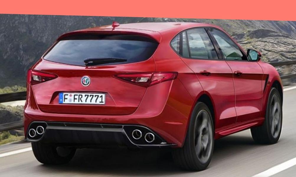 Nouvelle Alfa Romeo Stelvio 2017 En Suisse  Auto2day
